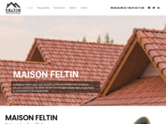 MAISON FELTIN: Couvreur charpentier à LOGNES