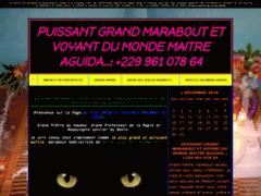 Détails : PUISSANT GRAND MARABOUT ET VOYANT DU MONDE MAITRE AGUIDA +229 61759215