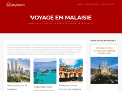Détails : Pour un voyage en Malaisie