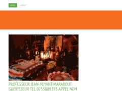 Détails : PROFESSEUR JEAN-VOYANT MEDIUM,VOYANT MARABOUT TEL-0755888393.