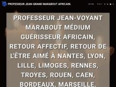 Détails : PROFESSEUR JEAN-GRAND MARABOUT AFRICAIN GUERISSEUR.