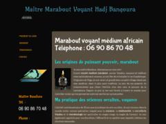 Excellent marabout africain en Guadeloupe