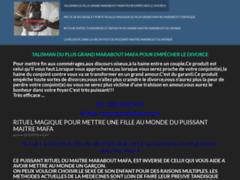 Détails : LE PUISSANT ET GRAND VOYANT MAFA