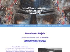 Détails : Marabout Rajak