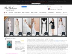 La boutique des robes de soirée