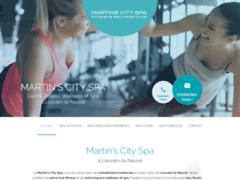Martin's City Spa : Espace fitness et bien-être à Louvain-la-Neuve