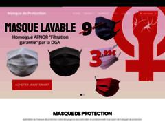 Détails : Masque de protection