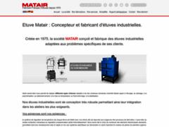Détails : Matair: spécialiste de la fabrication des étuves industrielles