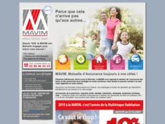 Détails : MAVIM - Mutuelle et Assurance - Mulhouse - Alsace - Haut-Rhin (68)