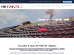 MD TOITURE: Couvreur à VAULX-EN-VELIN