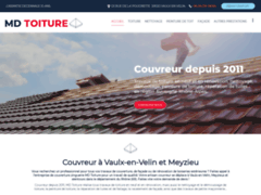 MD TOITURE: Couvreur charpentier à VILLEURBANNE