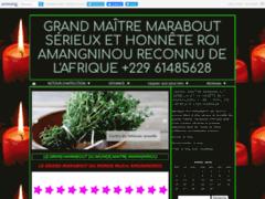 GRAND MAÎTRE MARABOUT SÉRIEUX ET HONNÊTE ROI AMANGNINOU RECONNU DE L'AFRIQUE +229 61485628