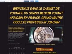 Détails : BIENVENUE DANS LE CABINET DE VOYANCE DU GRAND MEDIUM VOYANT AFRICAIN EN FRANCE, GRAND MAITRE OCCULTE PROFESSEUR JOACKIM