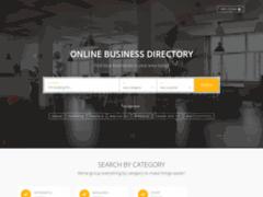 Détails : Annuaire et service de positionnement pour la stratégie commerciale sur le Web