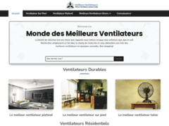 Détails : Top Ventilateurs
