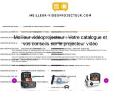 Détails : Guide, comparatif et tests de vidéoprojecteurs