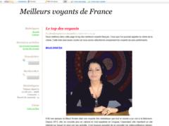 Détails : Une longue liste des meilleurs voyants de France