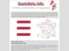 Détails : Information sur l'art du mentalisme
