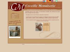 Création du site Internet de CECEILLE MENUISERIE (Entreprise de Menuisier à CONDOM )
