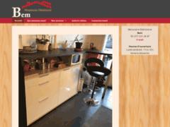 Détails : Menuiserie en Suisse: travaux de marqueterie