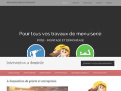 Détails : Menuiserie et rénovation: société A.Bajro (Fribourg)