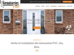 Création du site Internet de Menuiseries Paul (Entreprise de Menuisier à STEENWERCK )