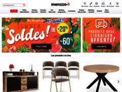 Détails : Menzzo, vente de meubles pour la maison