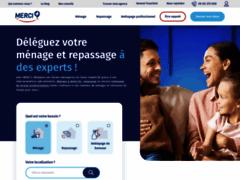 Détails : MERCI+ services ménage, repassage et jardinage à domicile