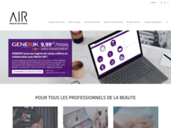 Détails : Merlin Air, meilleur logiciel de caisse pour les instituts de beauté