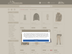 Détails : mesfringues.fr, boutique de vêtements pas chers