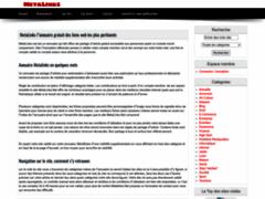 Annuaire gratuit d'articles metalinks
