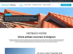 METBACH MOISE: Couvreur charpentier à AVIGNON