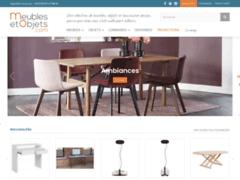 Boutique en ligne de vente de meubles et objets