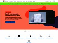 Microsoft - Page d'accueil officielle