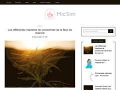 Détails : MicSim, votre guide de santé