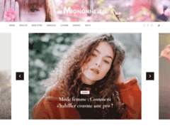 Détails : Blog femme mode et beauté