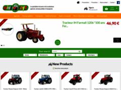 Détails : Engins agricoles miniature