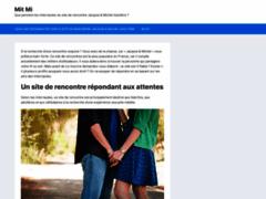Détails : Mitmi site de rencontre gratuit