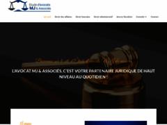 Détails : Etudes d'avocat MJ et associés