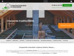 Détails : Charpentier menuisier à Quincy-Voisins, Meaux