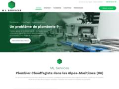 M.L Services: Plombier à CANNES