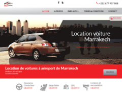 Détails : Location voiture Marrakech aéroport