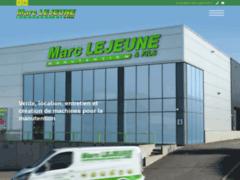 Détails : Location de chariots élévateurs et machines de manutention
