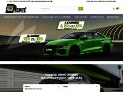Détails : Mon Film Teinté, boutique en ligne de film solaire auto