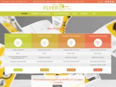 Détails : Création de flyer pour entreprise