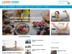 Détails : Mon guide sport