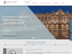 Votre avocat fiscaliste sur Toulouse : Me Pierre MOT