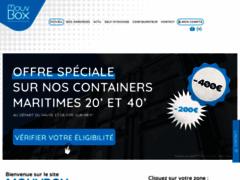 Détails : MouvBox France, Spécialiste en vente de conteneurs maritimes