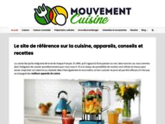 Détails : Mouvement cuisine