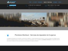 Détails : Plombiers Montreuil : services de réparation et d'urgence